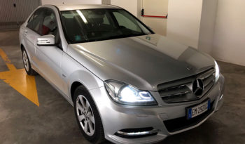 Mercedes-Benz C 200 CDI BlueEFFICIENCY Elegance full