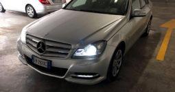 Mercedes-Benz C 200 CDI BlueEFFICIENCY Elegance