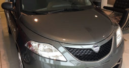 Lancia Ypsilon Silver 2016
