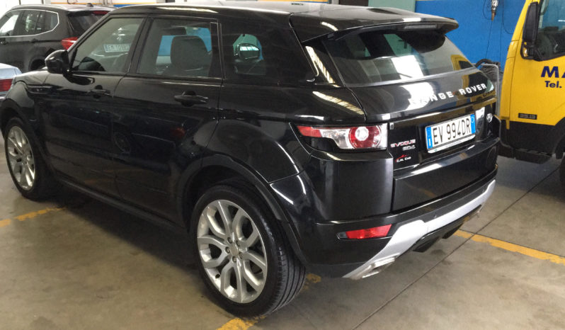 Range Rover Evoque 2.2 SD4 5p. Dynamic Launch Edition full