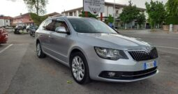 Skoda Superb 2.0 TDI CR 170 CV DSG 4×4 Elegance
