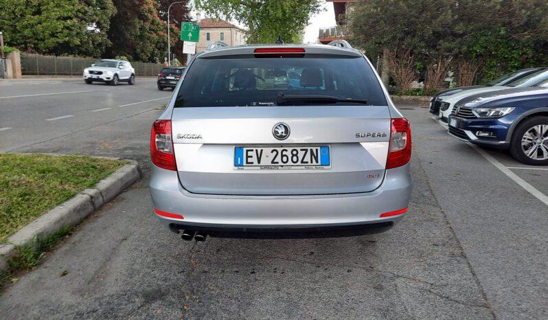 Skoda Superb 2.0 TDI CR 170 CV DSG 4×4 Elegance full