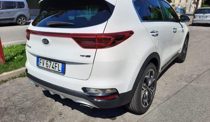 Kia Sportage Gt line awd 1.6 t-gdi 177 cv dct7 full